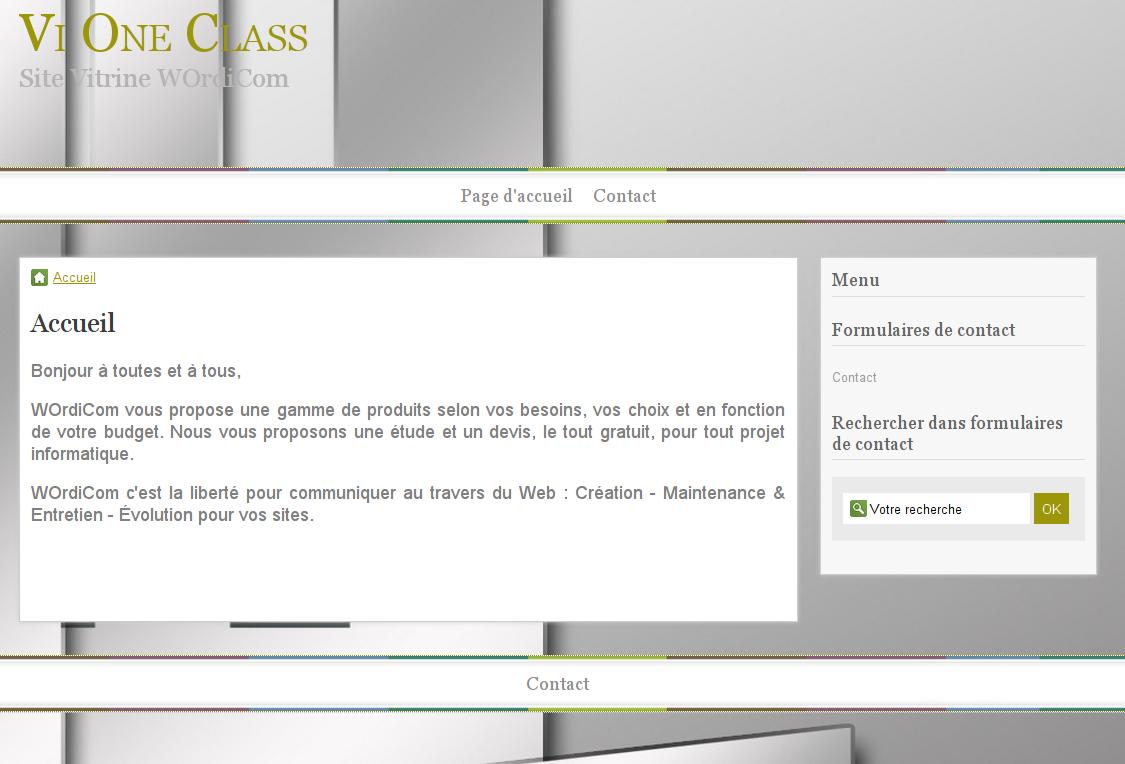 Vione class wordicom
